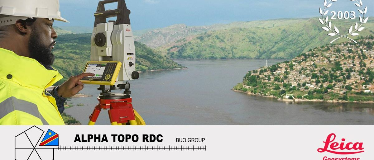 Permalink to: ALPHA TOPO DRC: the essential for topography in DRC since 2003