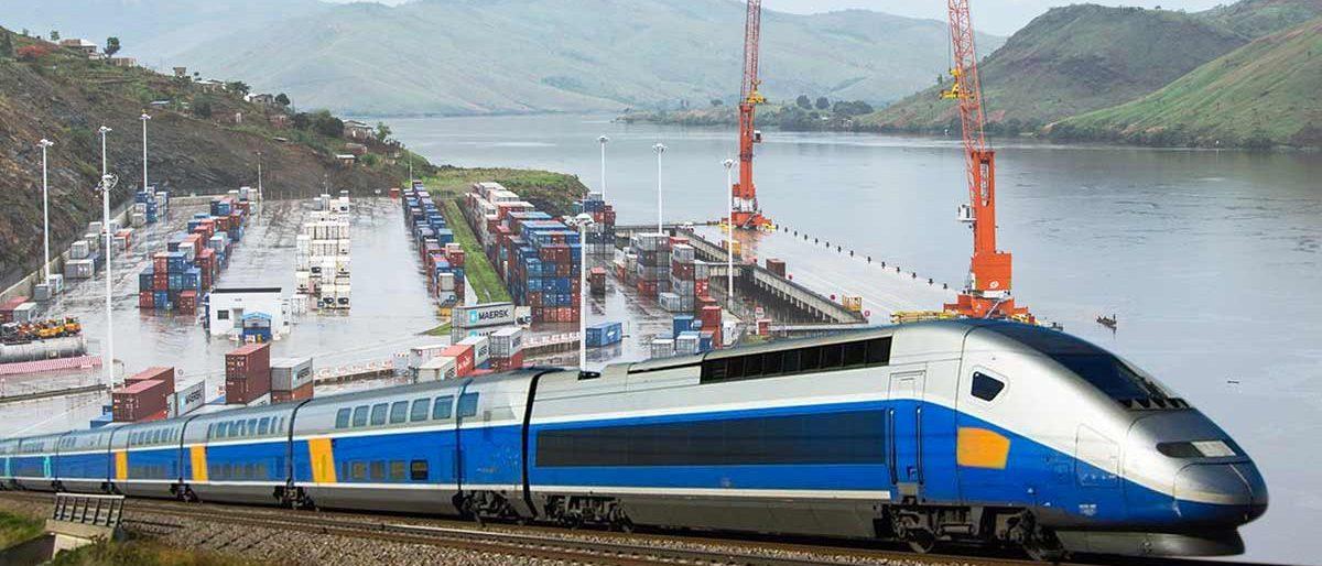 Permalien vers:Train Grande Vitesse Banana-Kinshasa «CONGO SPEED WAYS»